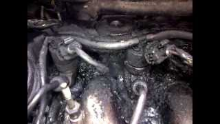 Citroën C5 2.2 HDi Injector fault?