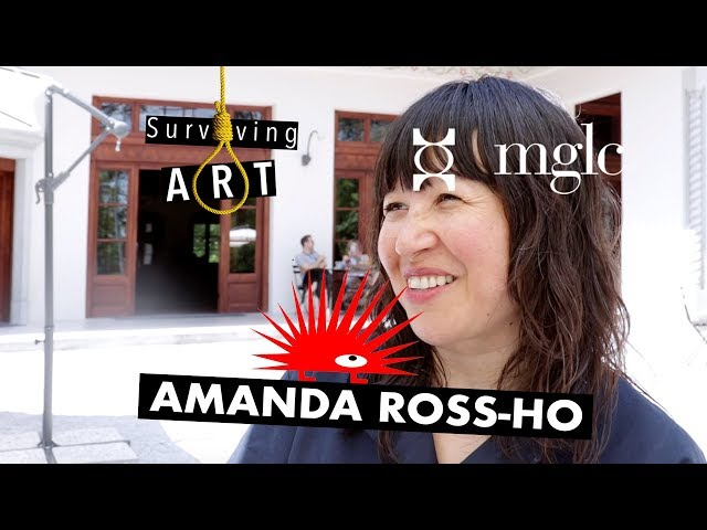 Amanda Ross-Ho - Creativity and Anxiety