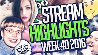 THAT KID WITH THE WONKY EYE - Stream Highlights Week 40 2016