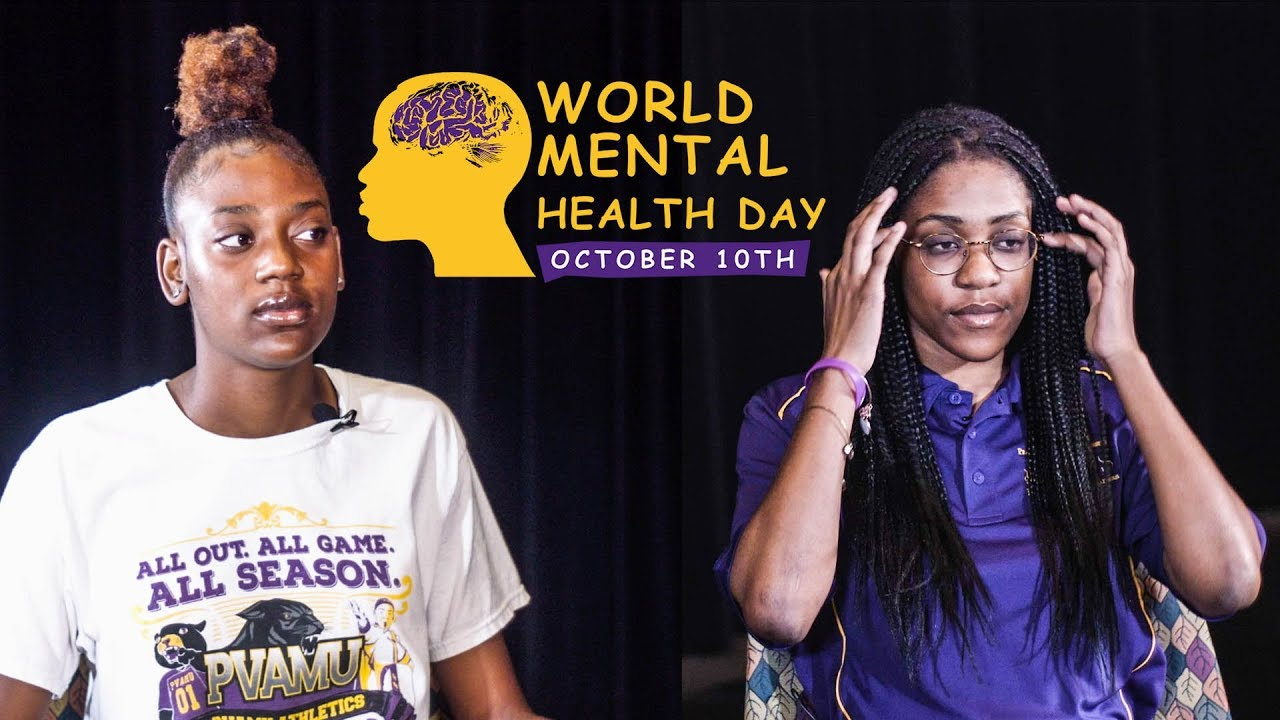 Pvamu Students Talk About Mental Health Lets Talk About It Part 1