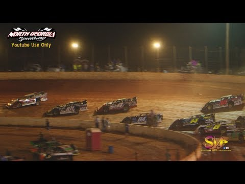 North Georgia Speedway | SNBS B mains | Aug  19 , 2017
