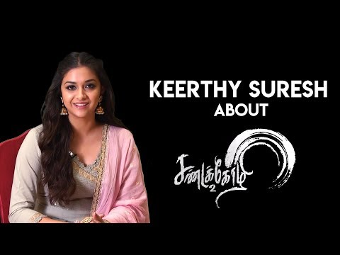 Keerthy Suresh about Sandakozhi 2   The Making of Sandakozhi 2   Vishal   Lingusamy