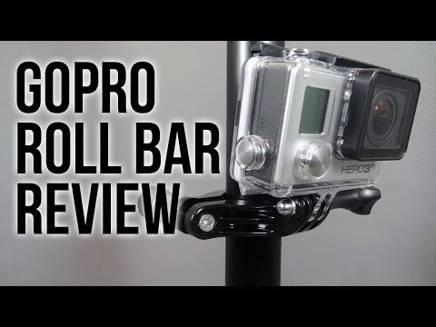 GoPro Roll Bar Mount Review