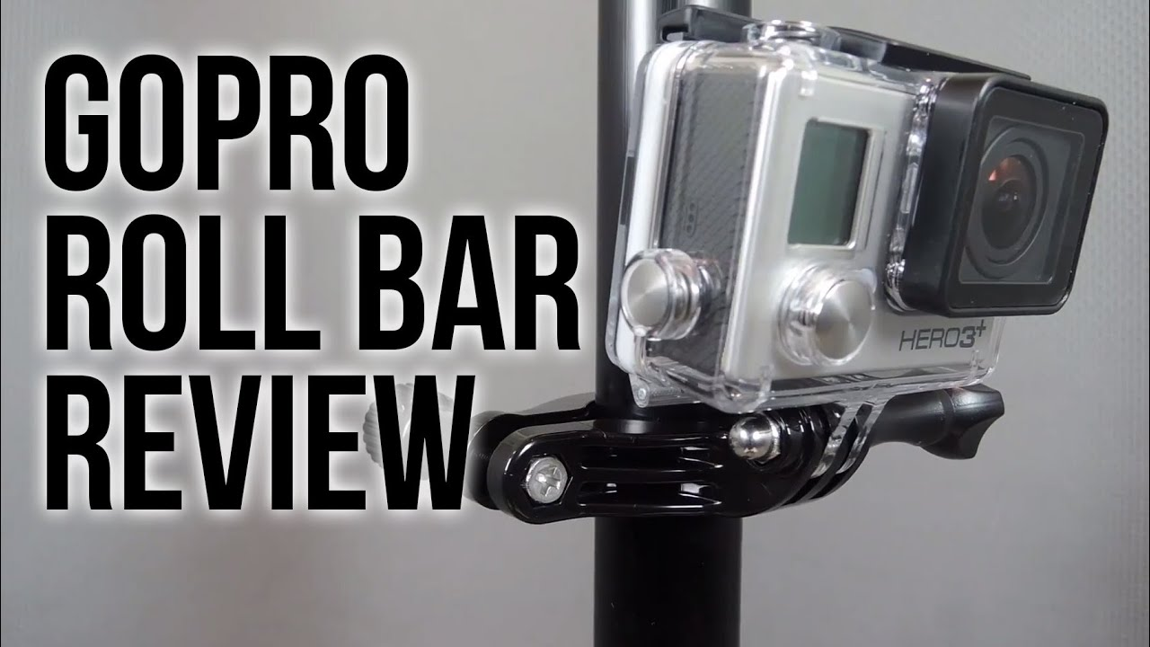 Gopro Roll Bar Mount >> Gopro Roll Bar Mount Review Youtube