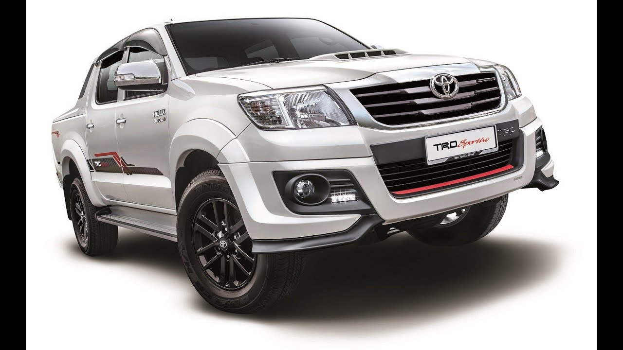 the new 2015 toyota hilux trd sportivo walk around interior exterior youtube. Black Bedroom Furniture Sets. Home Design Ideas