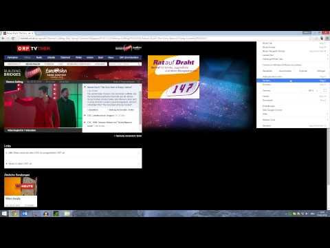 Anleitung Zum Herunterladen Von ORF-TVthek Videos