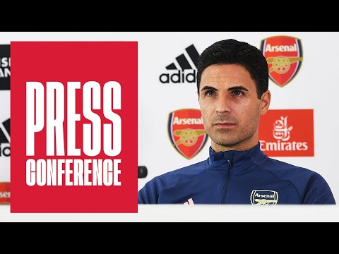 Injured players return, chatting with Unai Emery, Folarin Balogun & Villarreal | Mikel Arteta