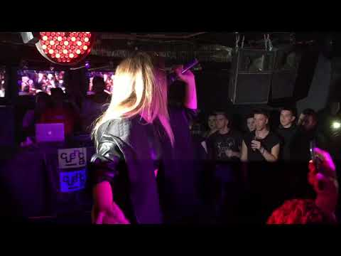 Mimi - Havana/Hollaback Girl (Mashup) @ Cuenca Club (Madrid)