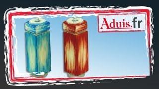 Moulin à poivre ou sel