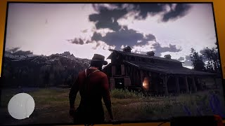 Red Dead Redemption 2 : Samsung Q8FN/Xbox One X New HDR Settings #RedDeadRedemption2 Video