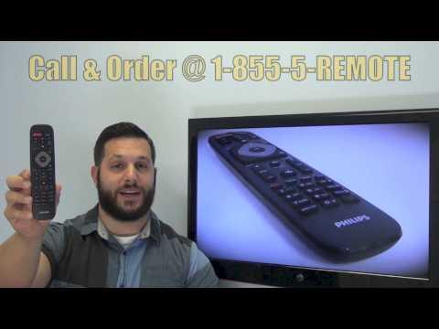 PHILIPS URMT39JHG003 Smart TV Remote - Www.ReplacementRemotes.com