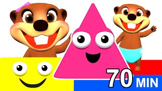 """Toddler Toons"" Collection 