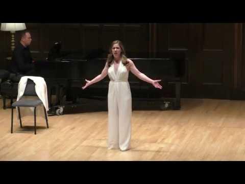 2018 Lotte Lenya Competition: Caroline Hewitt