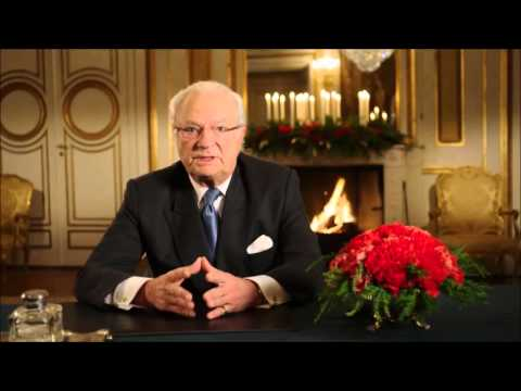 King Carl Gustaf's Christmas Speech 2015