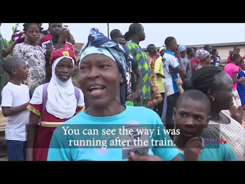 Lagos Ogun Train Services: Residents Commend F.G.