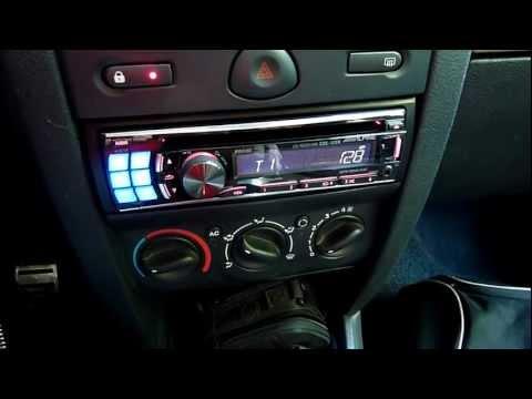 Impianto stereo clio evoluzione doovi for Box subwoofer in vetroresina