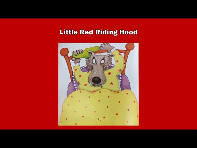 Bedtime Fairytales - Little Red Riding Hood