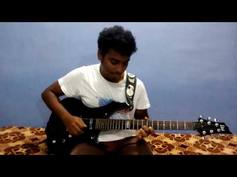 Tu Jo Mila Guitar Instrumental - Bajrangi Bhaijaan
