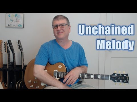 How to Play Unchained Melody (with TAB)
