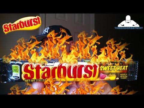STARBURST® SWEET HEAT REVIEW