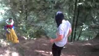 Repeat youtube video Schneeflittchen wird Entführt Teil2