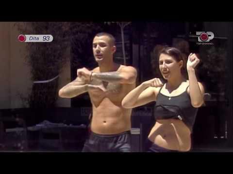 Përmbledhje Ditore BB9, 18 Qershor 2017, Pjesa 1, Big Brother - Top Channel Albania Entertainment