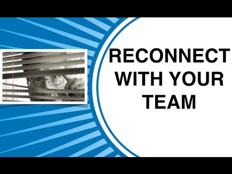 Employee Retention Strategy | Reduce Turnover: Reconnect With Your Team