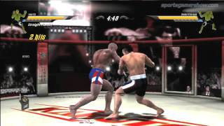 SportsGamerShow - Supremacy MMA Review