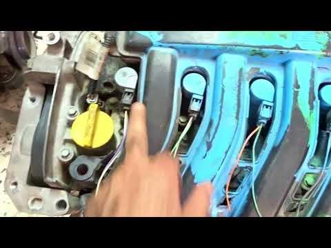 probleme capteur arbre came megane 2 dci mecanique mokhtar tunisie 1