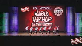 BLAST ( RUSSIA ) FINAL WORLD HIP HOP DANCE CHAMPIONSHIP 2017