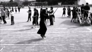 米沢中央高等学校 運動会 部活動対抗リレー Anti Honki Type