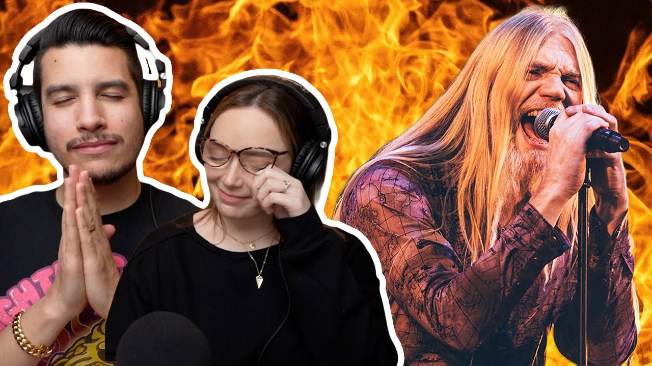Marko Hietala - The Voice of my Father REACTION | BRITISH WIFE REACTS