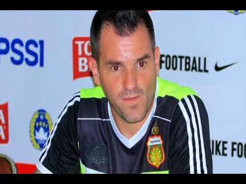 Simon McMenemy, ditunjuk menjadi pelatih Indonesia Selection