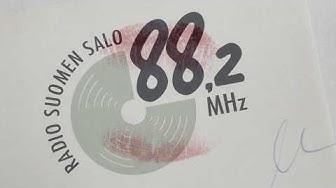 Kikka @Radio Suomen Salo