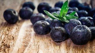 Сказочно вкусное черничное варенье!Fabulously delicious blueberry jam!