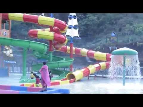 WATER PARK SLIDES AQUA IMAGICA