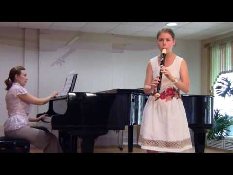 "Georg Friedrich Handel ""Sonata"""