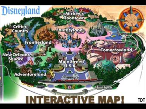 Disneyland interactive map hub youtube gumiabroncs Image collections