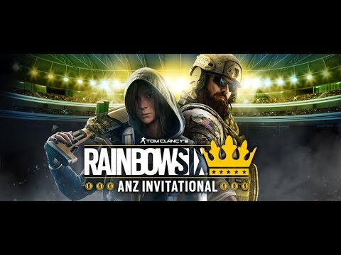 R6 SIEGE - ANZ Invitational Grand Final [Athletico v Corvidae] LIVE!