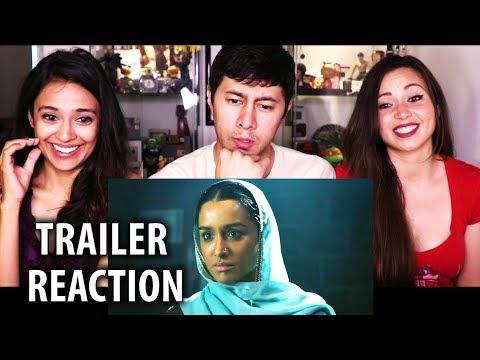 HASEENA PARKAR | Trailer Reaction w/...
