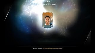 FIFA Online 3: Player upgrade experience: 4+1 without point +5 upgrade