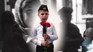 """Стихи к 9 мая .Михаила Дудин """"Снегири"""". Дети читают стихи о войне"""