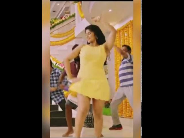 Megha aakash and Catherine Zoom-in version of vanga macha vanga| Hot compilation