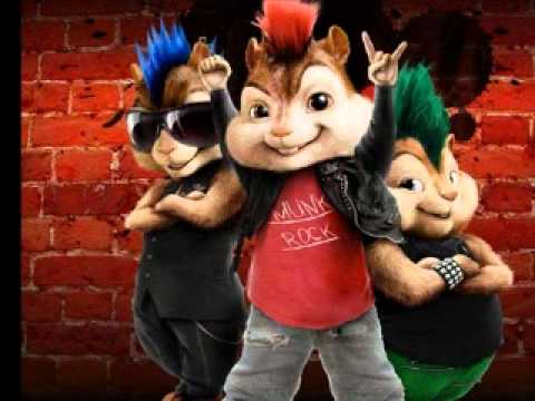 Alvin And The Chipmunks - Big Time Rush -  Music Sounds Better With U