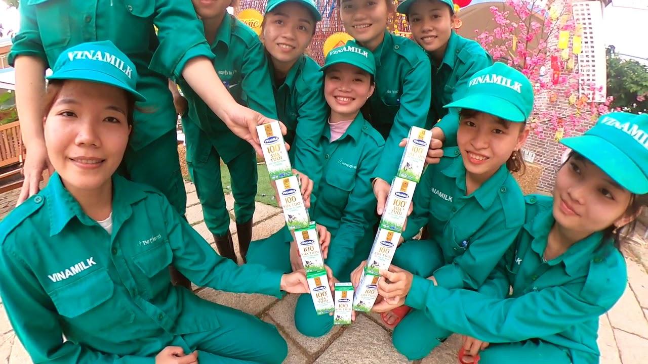 Tết Tân Sửu 2021 – Resort Bò sữa Vinamilk