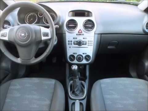 Opel corsa aux anschluss