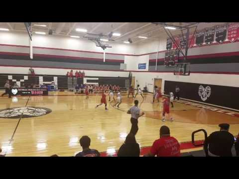 Whitehall Yearling High School vs Licking Valley 11/29/16 | Girls Basketball