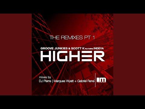 Higher (The Remixes) , Pt. 1