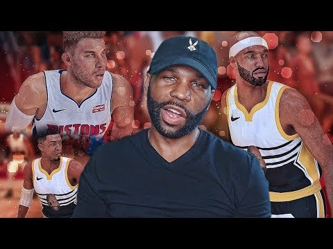WE ARE GARBAGE. THE CREATION OF THE NUTZ GANG - NBA 2K19 PS4 My Career + My League #1