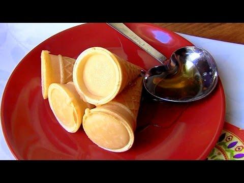 Maple Cones- Old Fashioned Recipe